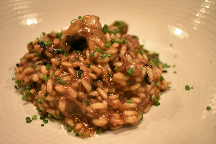 Kuoco 360 arroz meloso de asado de tira